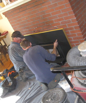 Fitting Wood Burning Stoves Conservatories Best Stoves