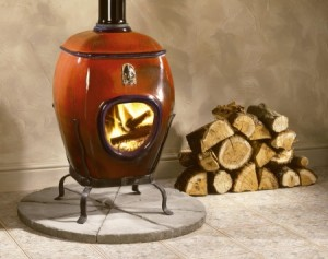 What are Ceramic Wood Burning Stoves