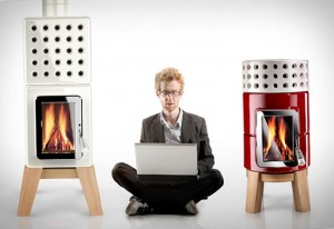 What are Ceramic Wood Burning Stoves with Attractive Designs